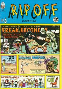 Cover Thumbnail for Rip Off Comix (Rip Off Press, 1977 series) #8