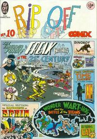 Cover Thumbnail for Rip Off Comix (Rip Off Press, 1977 series) #10