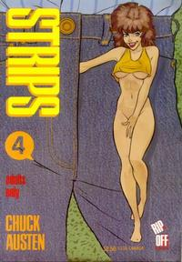 Cover Thumbnail for Strips (Rip Off Press, 1989 series) #4