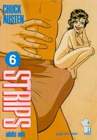 Cover Thumbnail for Strips (Rip Off Press, 1989 series) #6
