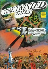 Cover Thumbnail for Time Twisted Tales (Rip Off Press, 1986 series)