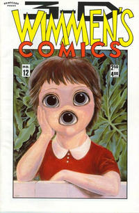 Cover Thumbnail for Wimmen's Comix (Renegade Press, 1987 series) #12