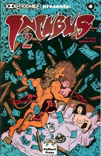 Cover Thumbnail for Xxxenophile Presents (Palliard Press, 1992 series) #4
