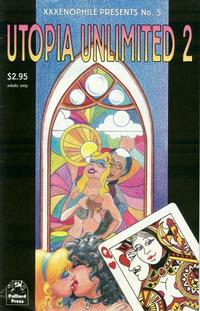Cover Thumbnail for Xxxenophile Presents (Palliard Press, 1992 series) #5