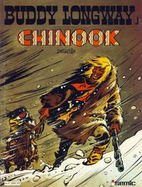 Cover Thumbnail for Buddy Longway (Semic, 1979 series) #1 - Chinook