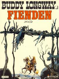 Cover Thumbnail for Buddy Longway (Semic, 1979 series) #2 - Fienden