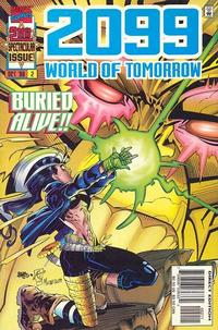 Cover Thumbnail for 2099: World of Tomorrow (Marvel, 1996 series) #2