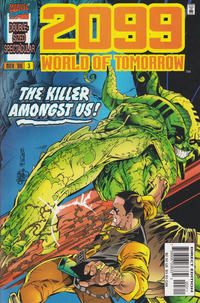 Cover Thumbnail for 2099: World of Tomorrow (Marvel, 1996 series) #3