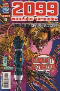 Cover Thumbnail for 2099: World of Tomorrow (Marvel, 1996 series) #5