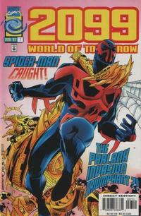 Cover Thumbnail for 2099: World of Tomorrow (Marvel, 1996 series) #7