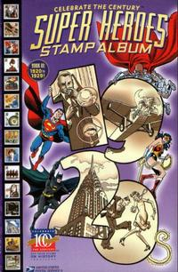 Cover Thumbnail for Celebrate the Century [Super Heroes Stamp Album] (DC / United States Postal Service, 1998 series) #3