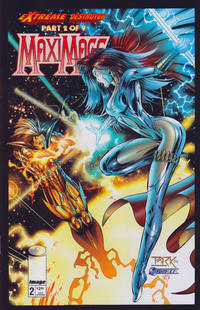 Cover Thumbnail for MaxiMage (Image, 1995 series) #2