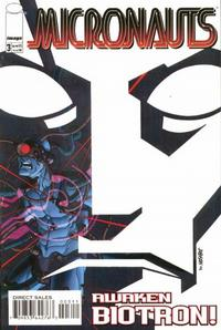 Cover Thumbnail for Micronauts (Image, 2002 series) #3