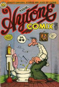 Cover Thumbnail for Your Hytone Comics (Apex Novelties, 1971 series)