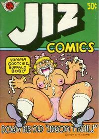 Cover Thumbnail for Jiz (Apex Novelties, 1969 series)
