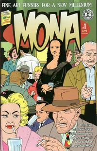 Cover Thumbnail for Mona (Kitchen Sink Press, 1999 series) #1