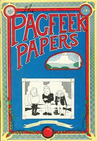 Cover Thumbnail for The Pagfeek Papers (Kitchen Sink Press, 1973 series) #1
