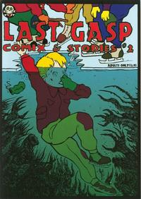 Cover Thumbnail for Last Gasp Comix and Stories (Last Gasp, 1994 series) #2