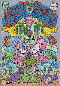 Cover Thumbnail for Last Gasp Comix and Stories (Last Gasp, 1994 series) #4