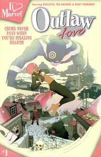 Cover Thumbnail for I (heart) Marvel: Outlaw Love (Marvel, 2006 series) #1