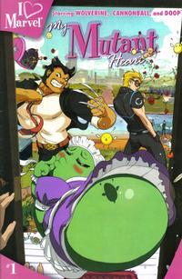 Cover Thumbnail for I (heart) Marvel: My Mutant Heart (Marvel, 2006 series) #1