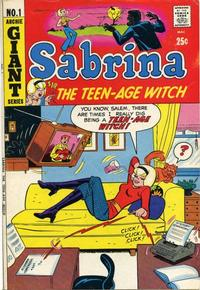 Cover Thumbnail for Sabrina, the Teenage Witch (Archie, 1971 series) #1