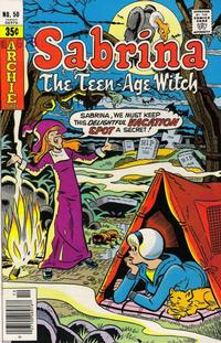 Cover Thumbnail for Sabrina, the Teenage Witch (Archie, 1971 series) #50
