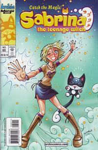 Cover Thumbnail for Sabrina the Teenage Witch (Archie, 2003 series) #60