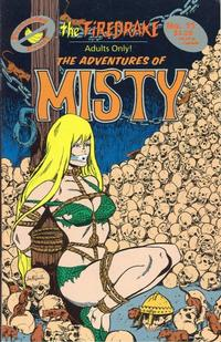 Cover for The Adventures of Misty (Apple Press, 1991 series) #11