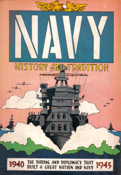 Cover for Navy History and Tradition (Stokes Walesby, 1958 series) #[1940-1945]