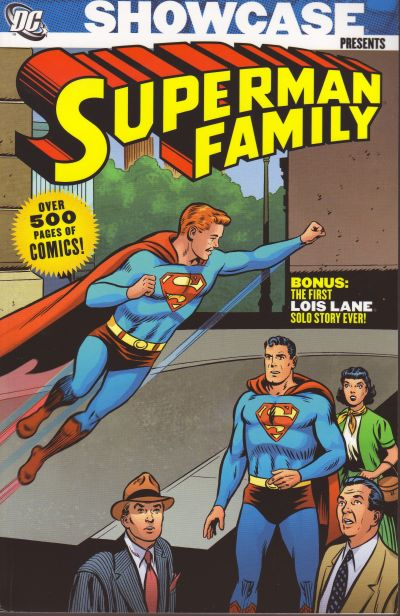 Cover for Showcase Presents: Superman Family (DC, 2006 series) #1