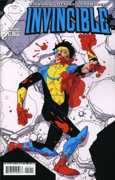 Cover for Invincible (Image, 2003 series) #12