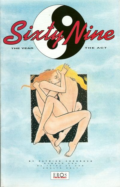 Cover for Sixty Nine (Fantagraphics, 1994 series) #1