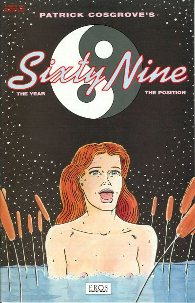 Cover for Sixty Nine (Fantagraphics, 1994 series) #2