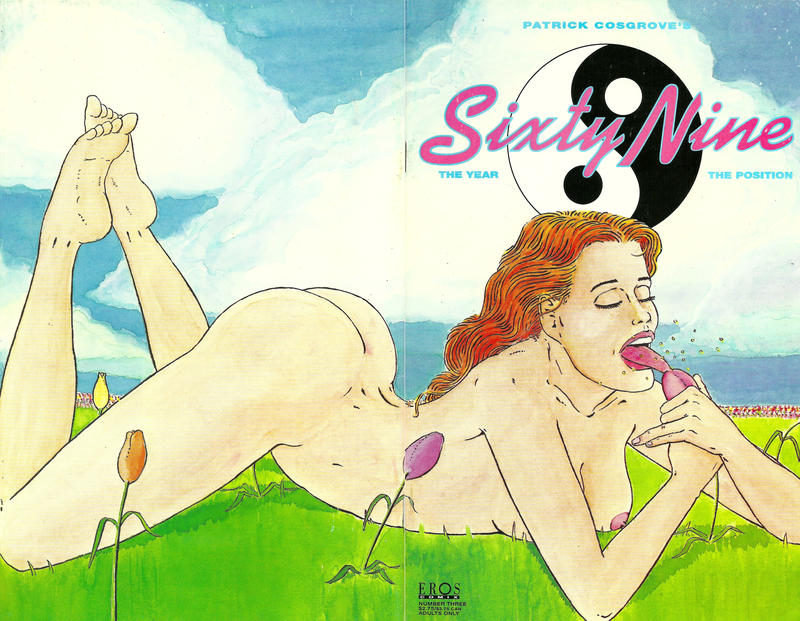 Cover for Sixty Nine (Fantagraphics, 1994 series) #3