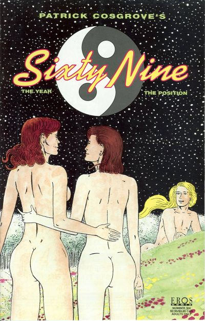 Cover for Sixty Nine (Fantagraphics, 1994 series) #6