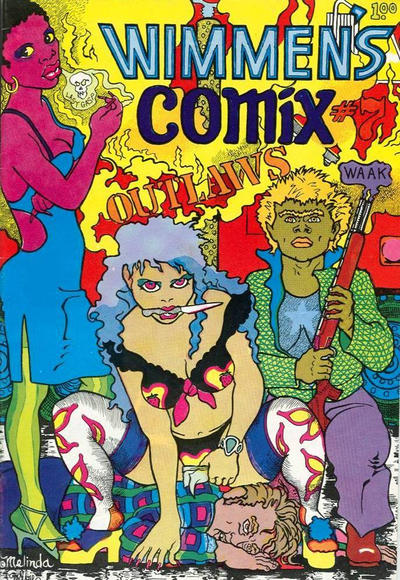 Cover for Wimmen's Comix (Last Gasp, 1972 series) #7