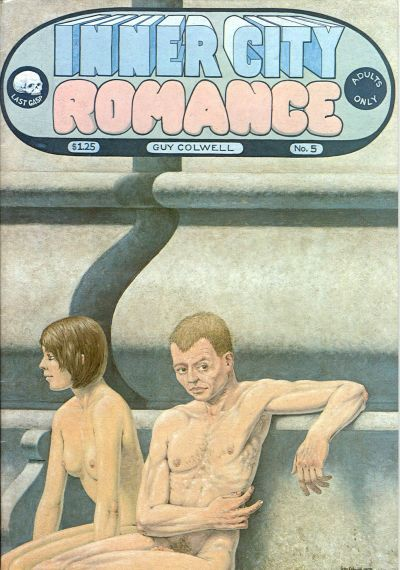 Cover for Inner City Romance (Last Gasp, 1972 series) #5