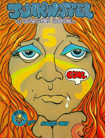 Cover for Junkwaffel (Last Gasp, 1983 series) #5