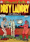 Cover for Dirty Laundry Comics (Last Gasp, 1977 series) #[1] [2nd printing]