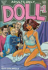 Cover for Doll (Rip Off Press, 1989 series) #1