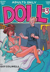 Cover for Doll (Rip Off Press, 1989 series) #3