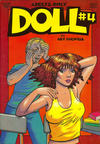 Cover for Doll (Rip Off Press, 1989 series) #4