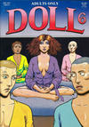 Cover for Doll (Rip Off Press, 1989 series) #6