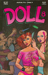 Cover for Doll (Rip Off Press, 1989 series) #8