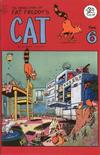 Cover for Fat Freddy's Cat (Rip Off Press, 1977 series) #6 [4th print 3.25 USD]