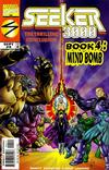 Cover for Seeker 3000 (Marvel, 1998 series) #4