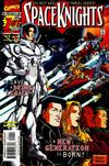 Cover for Spaceknights (Marvel, 2000 series) #1