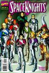 Cover for Spaceknights (Marvel, 2000 series) #2