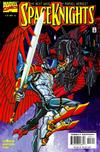 Cover for Spaceknights (Marvel, 2000 series) #3